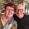 Sandra Mangan and Phil O'Brien